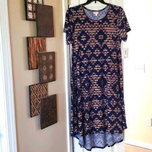 💜SALE💜  NWT LuLaRoe Elegant Carly Dress - Size L